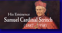 The Life of Cardinal Stritch